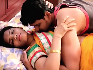 Anjali Aunty Romance With Husband On Bed (Part 3) amateur hd indian