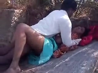 Adorable sex bhabi gets crammed heavily outdoors amateur indian straight