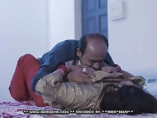 red light area indian wife kissing